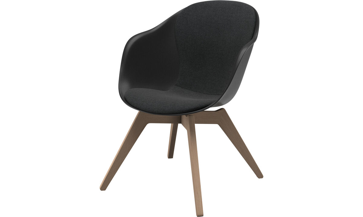 Armchairs - Adelaide lounge chair - Oak