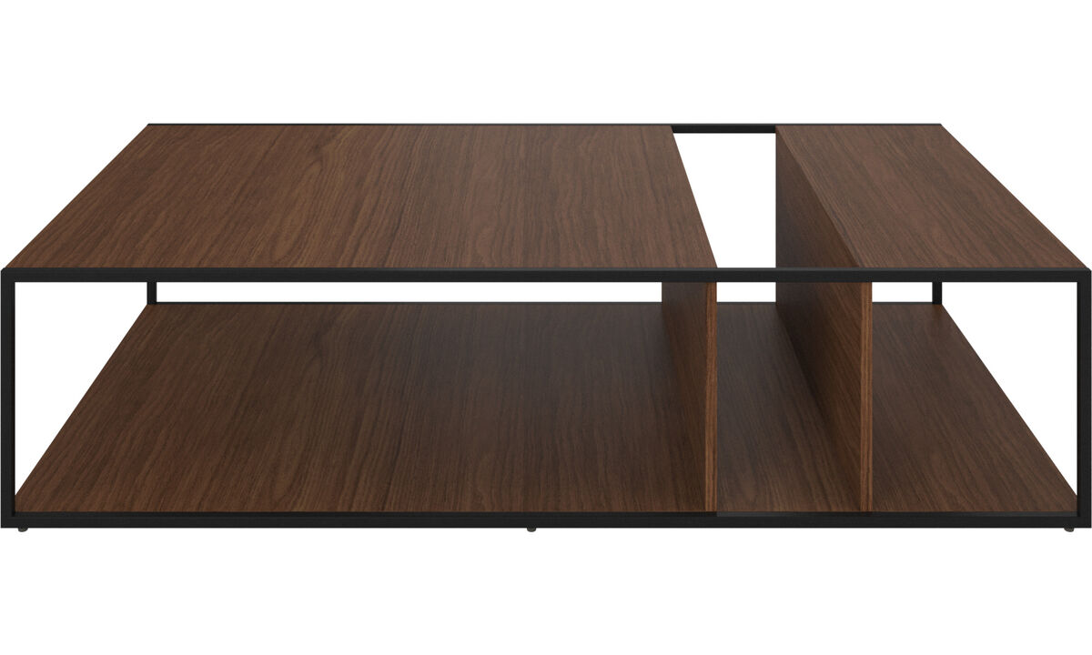 Coffee tables - Philadelphia coffee table - rectangular - Brown
