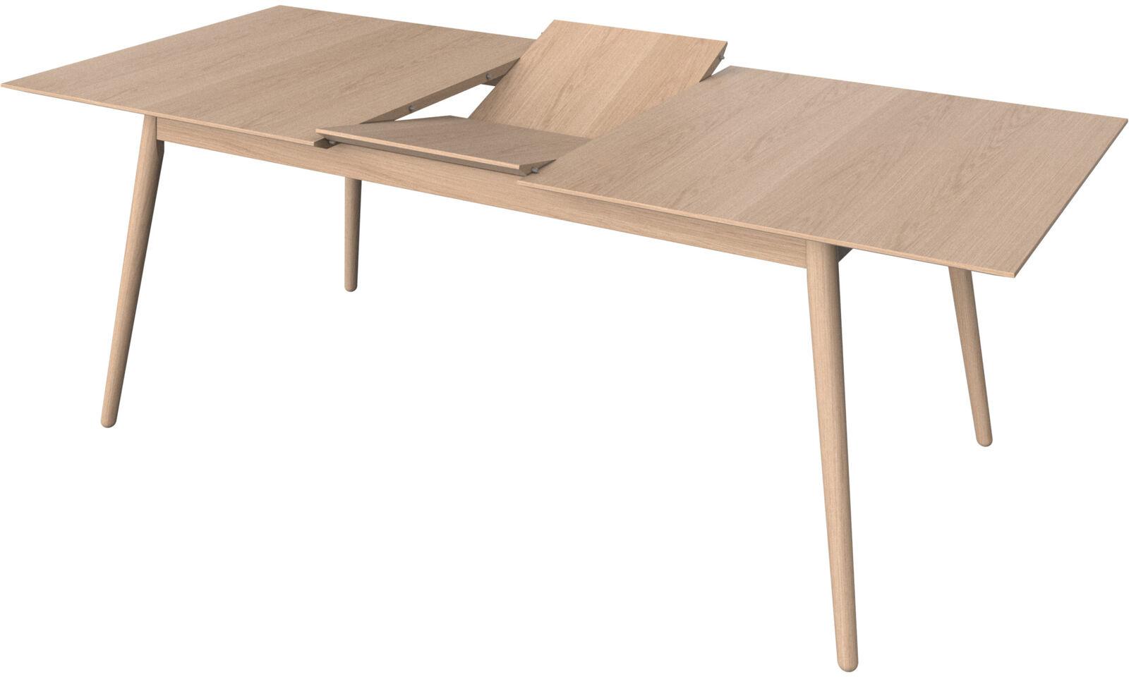 ボーコンセプト ダイニングテーブル ミラノ エクステンション