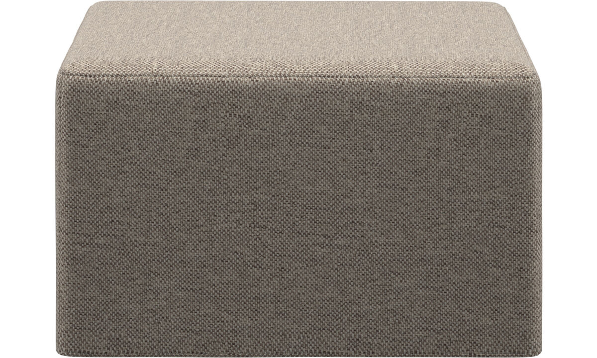 Диваны-кровати - Пуф Xtra с функцией сна - Бежевого цвета - Tкань
