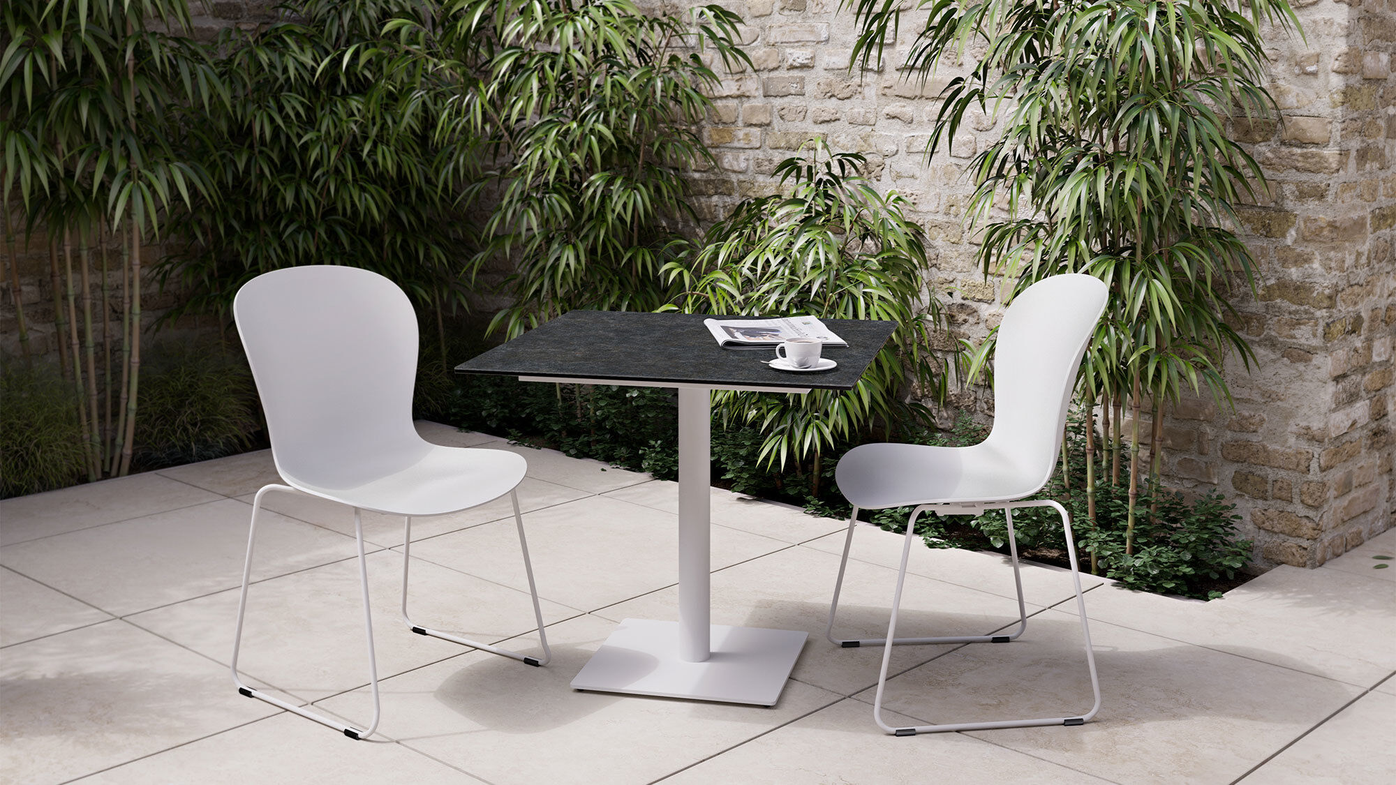 Designs by ARDE - Torino outdoor table