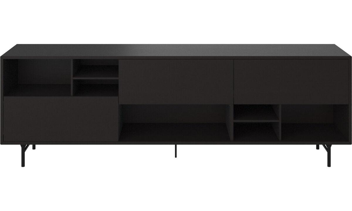 Sideboards - Manhattan sideboard - Black - Wood