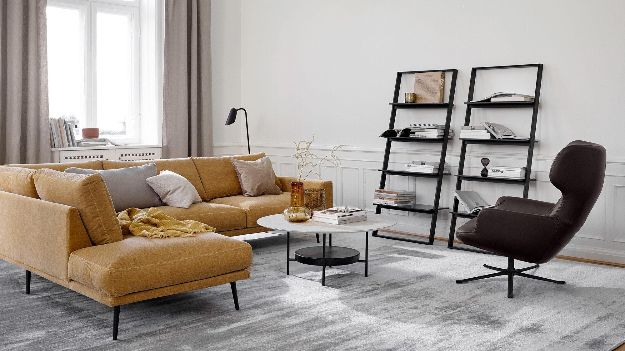 Footstools - Carlton footstool