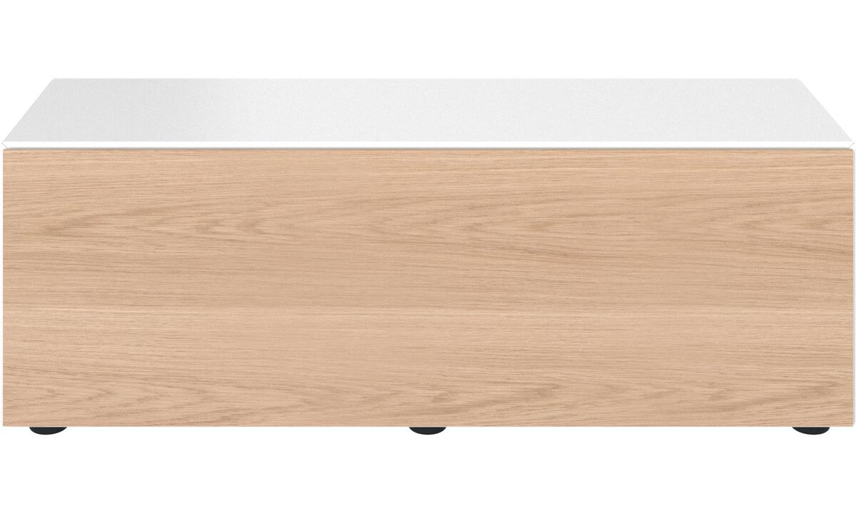 Tv units - Lugano base cabinet with drop down door