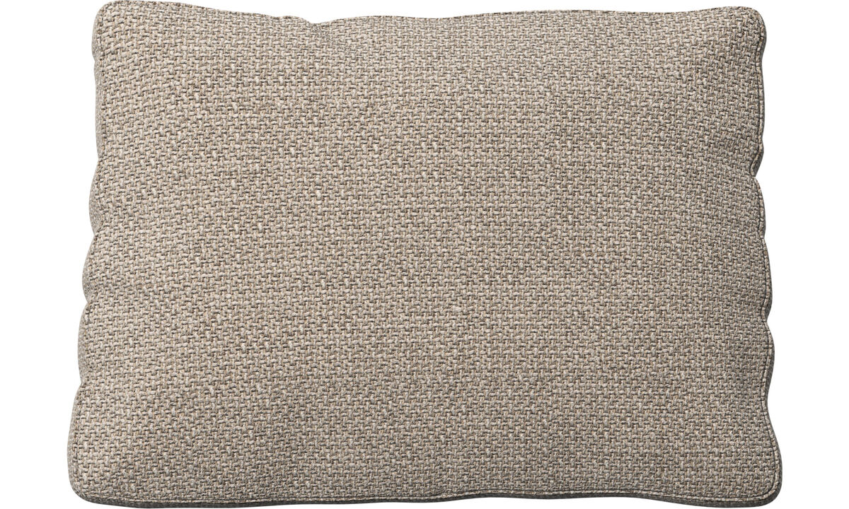 Miami cushion - Brown - Fabric