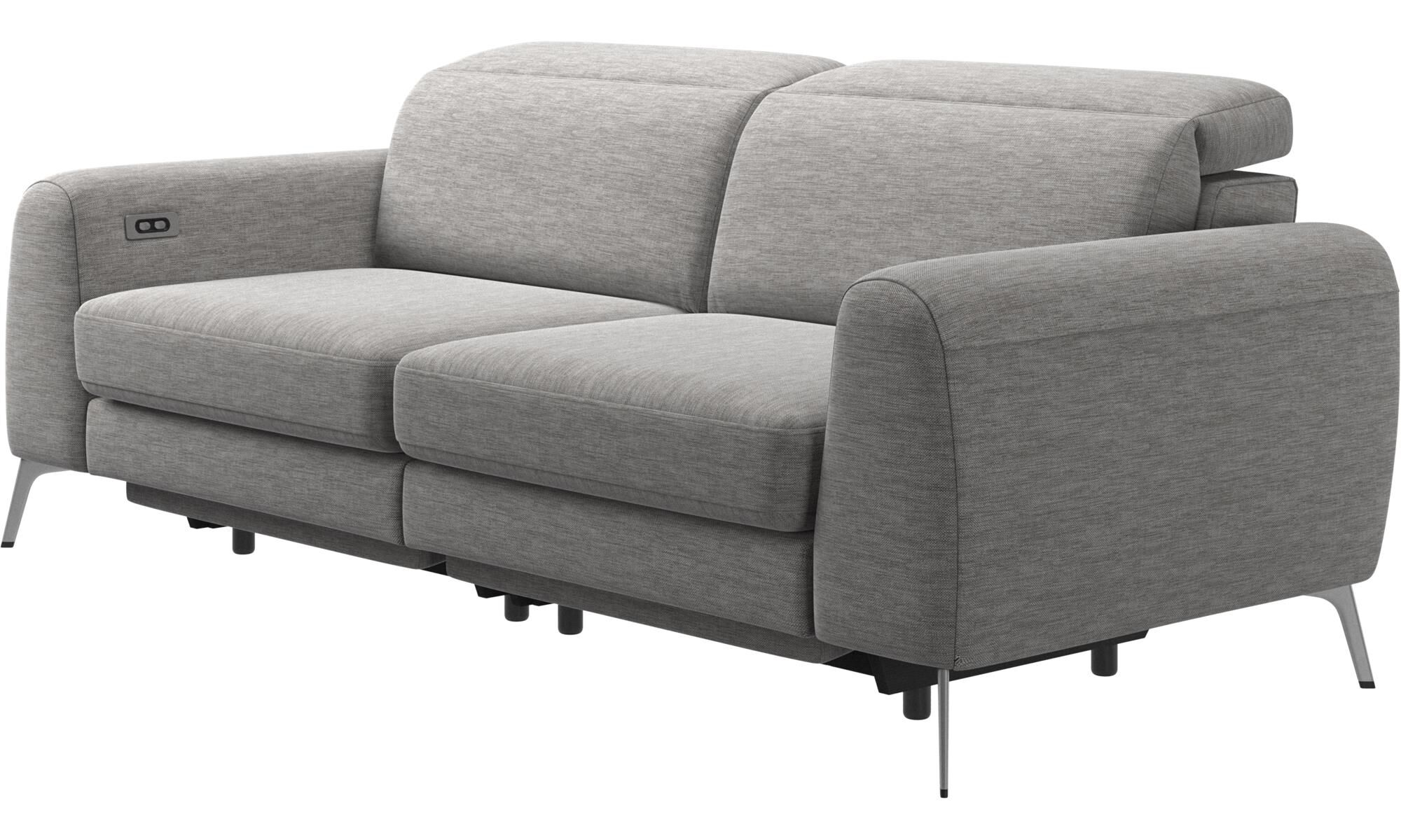 ... New Designs   Madison Sofa With Electric Seat, Head And Foot Rest  Motion (rechargeable ...