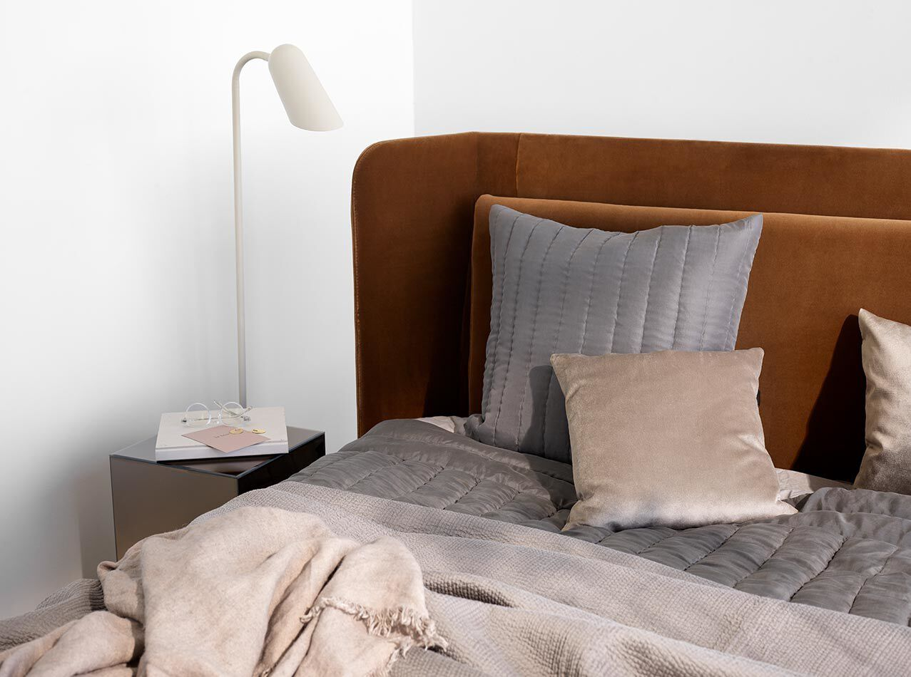 Designs by Henrik Pedersen - Austin bed, excl. mattress