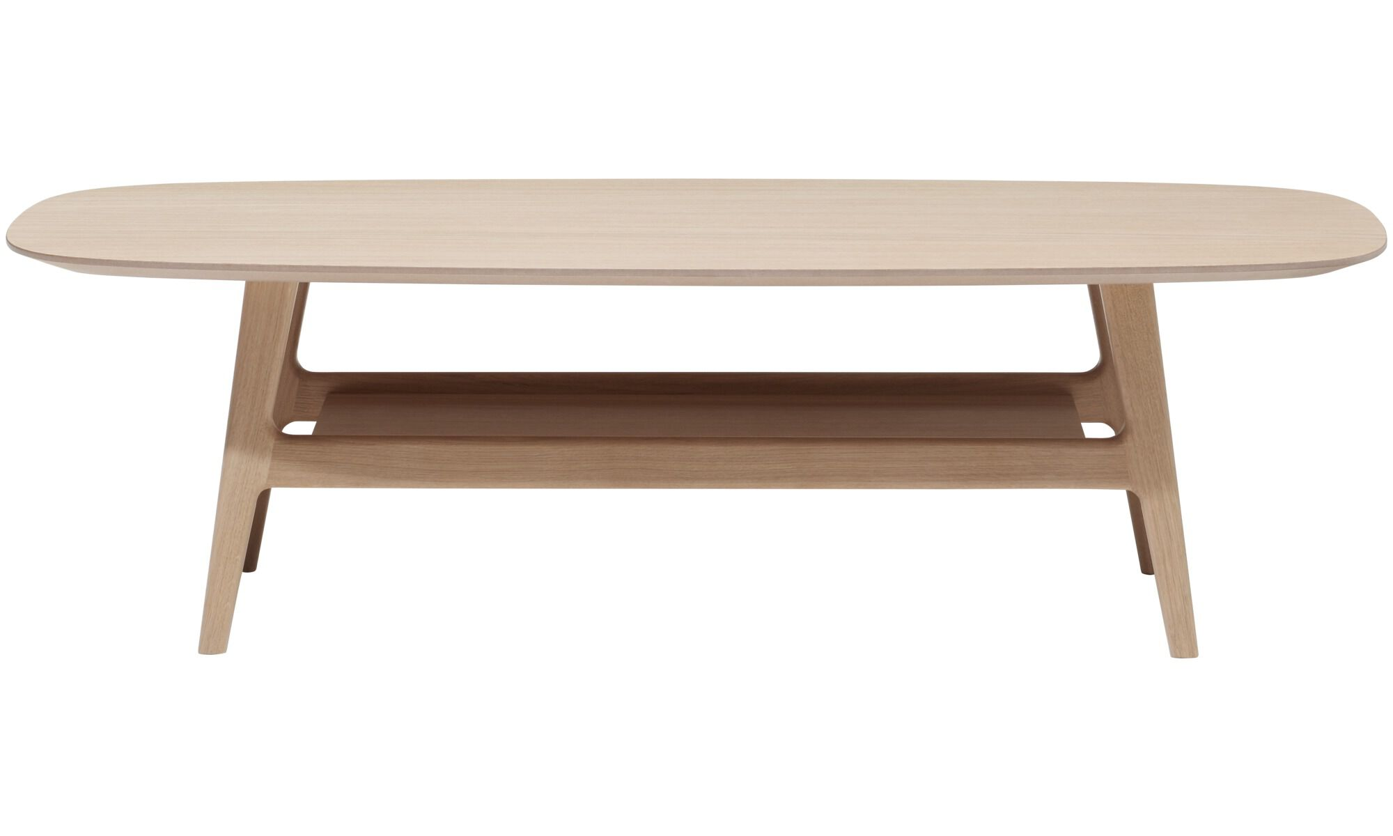 Coffee Tables   Adelaide Coffee Table   Oval   Brown   Oak