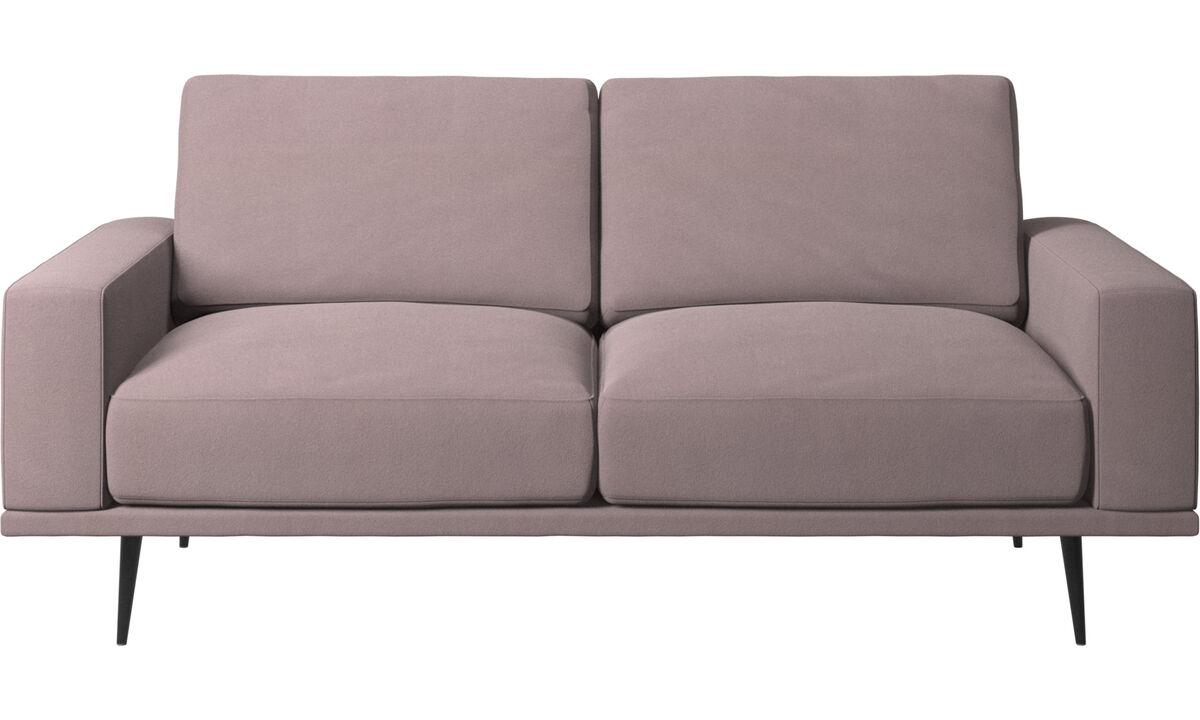 2-sitzer Sofas - Carlton Sofa - Lila - Stoff