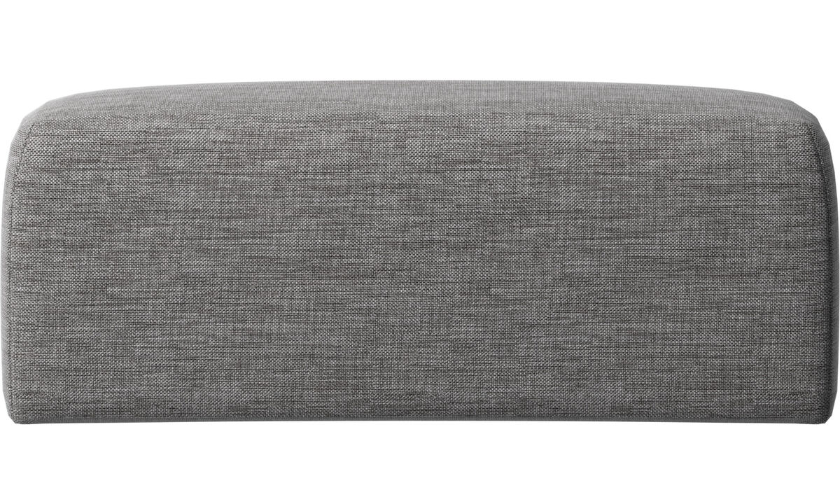Furniture accessories - Atlanta back cushion - Grey - Fabric