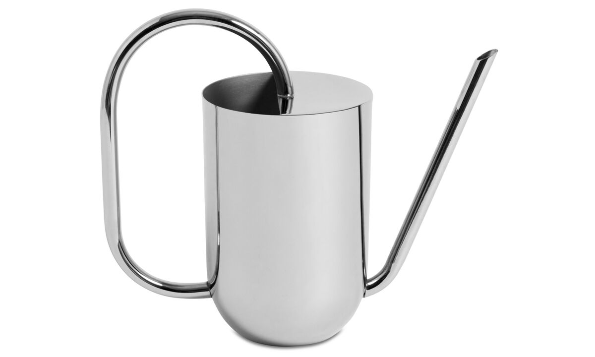 Grow watering can - En gris - De metal