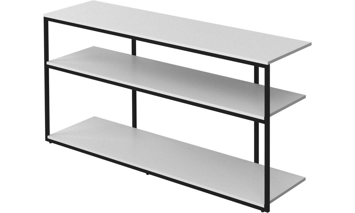 moderne aufbewahrungsm bel online kaufen boconcept. Black Bedroom Furniture Sets. Home Design Ideas