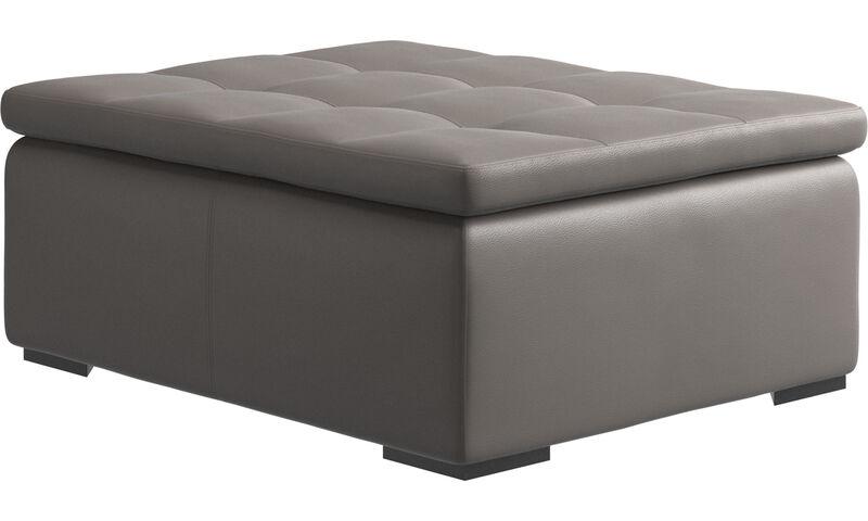 ottomans mezzo ottoman boconcept. Black Bedroom Furniture Sets. Home Design Ideas