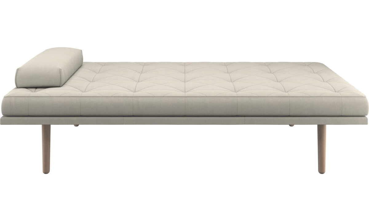 Daybeds - fusion day bed - White - Fabric