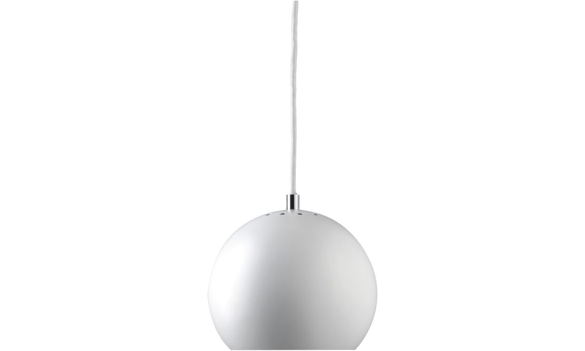 Lamps - Ball pendant - Metal
