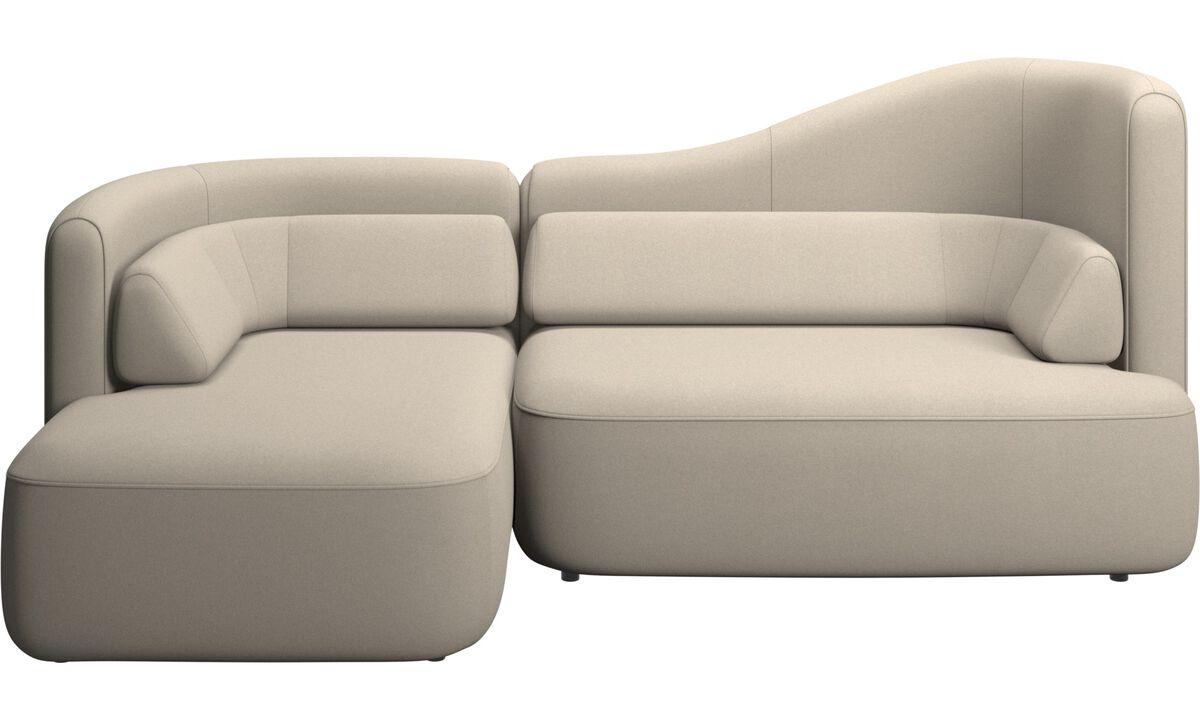 Modulære sofaer - Ottawa sofa - Beige - Stof