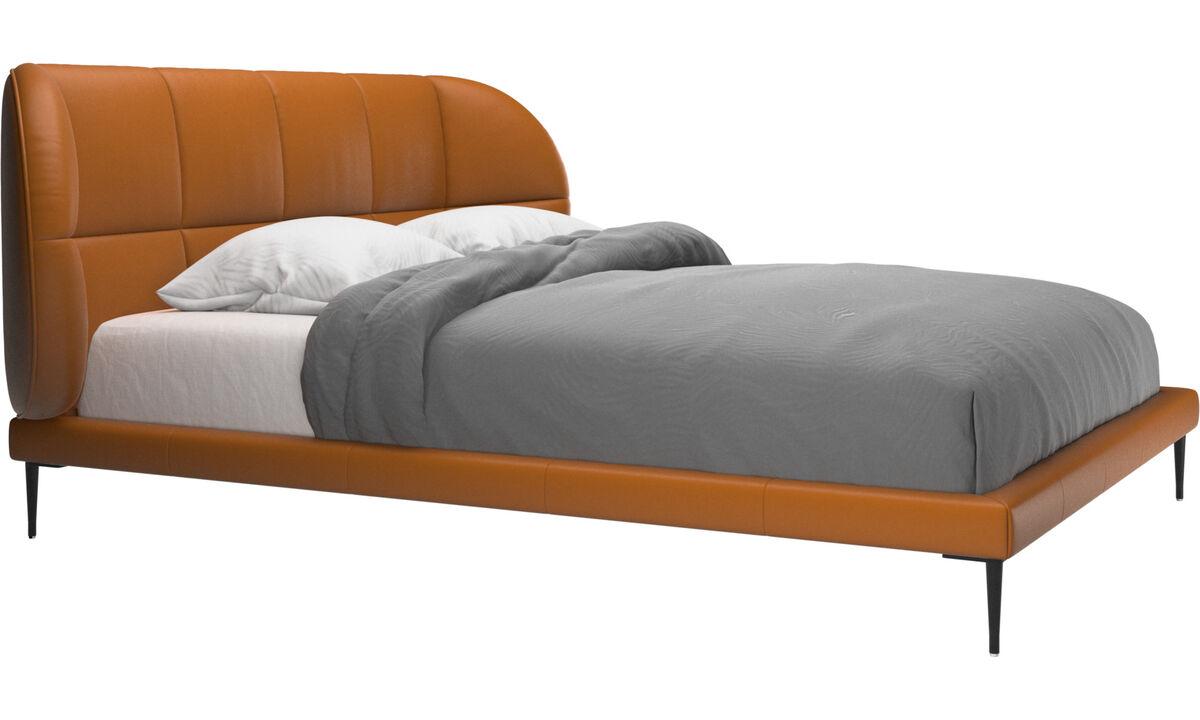 Bedden - Oxford bed, excl. matras - Metaal