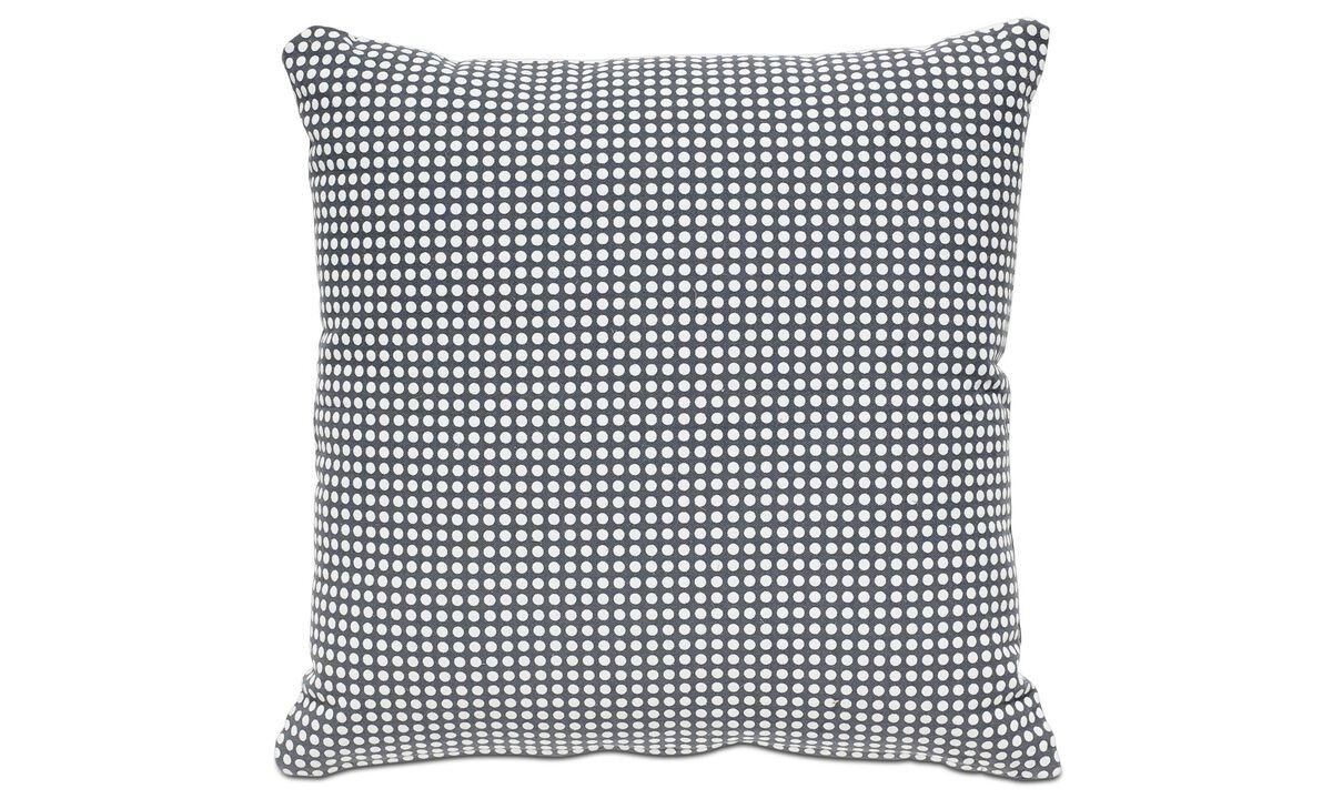 Cushions - Dot cushion - Green - Fabric