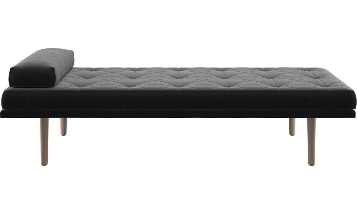 Daybeds - fusion day bed - Black - Fabric
