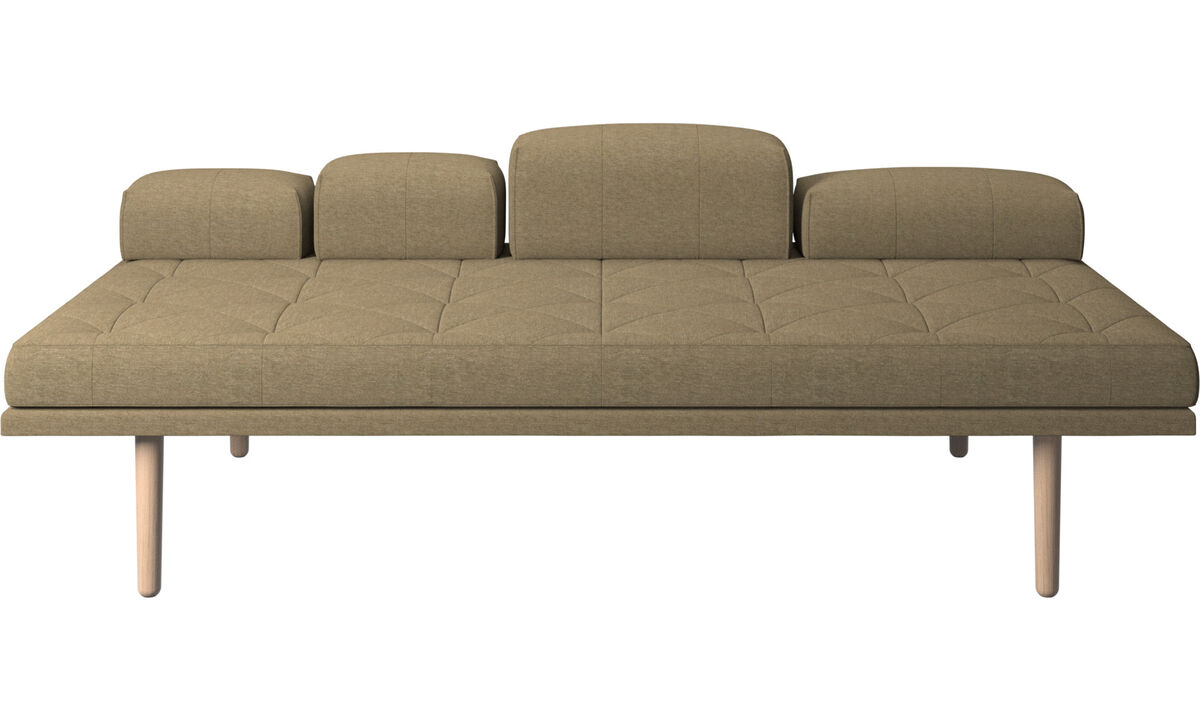 Daybeds - fusion day bed - Grøn - Stof