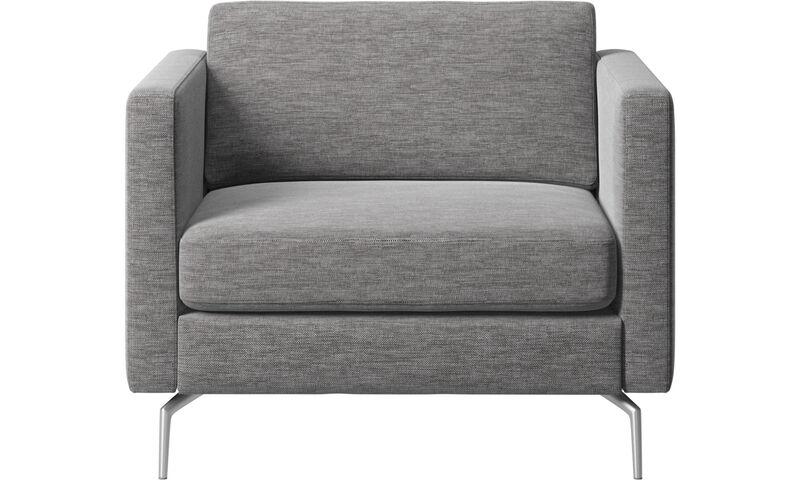 sessel osaka sessel klassische sitzfl che boconcept. Black Bedroom Furniture Sets. Home Design Ideas