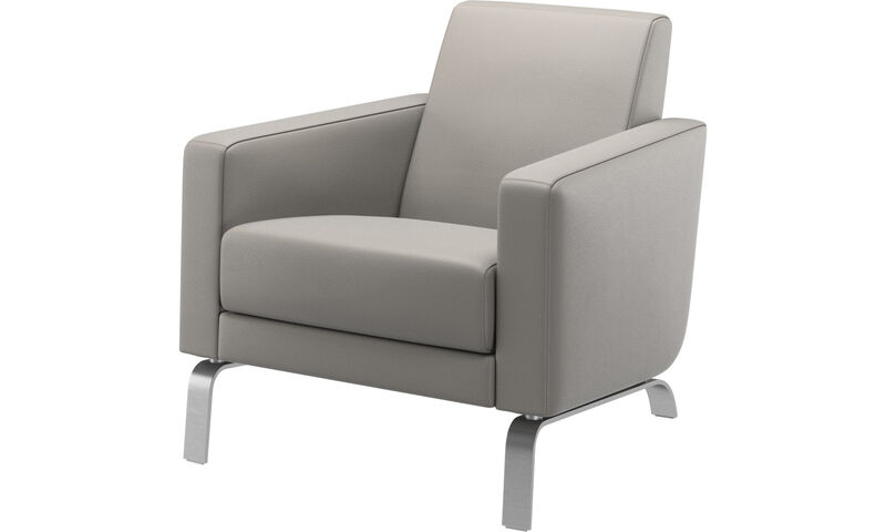 bo concept sessel grau williamflooring. Black Bedroom Furniture Sets. Home Design Ideas