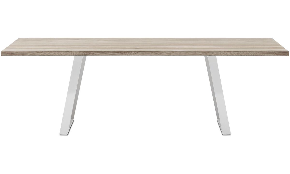 Esstische - Vancouver Tisch - rechteckig - Braun - Walnuss