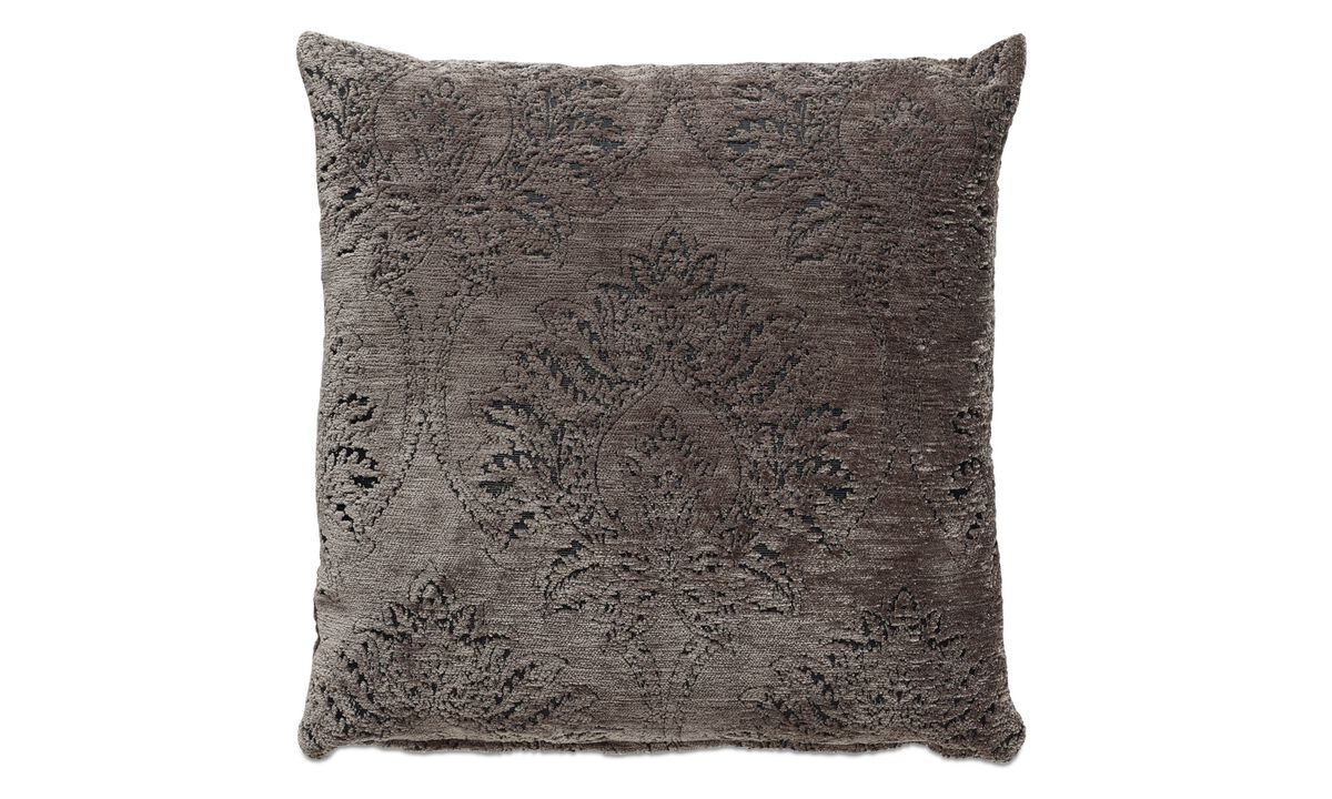 Nye designs - Fuzzy cushion - Tekstil