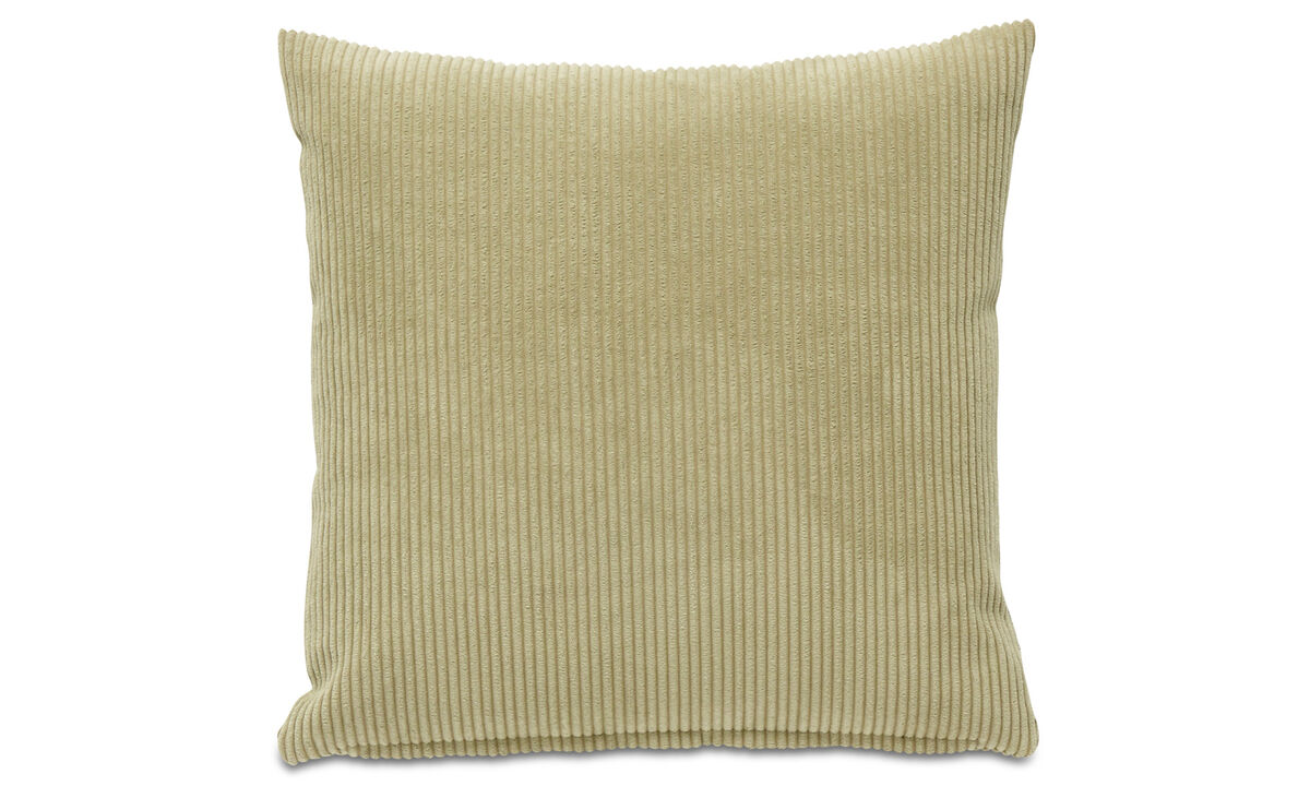 Cushions - Cord cushion - Green - Fabric