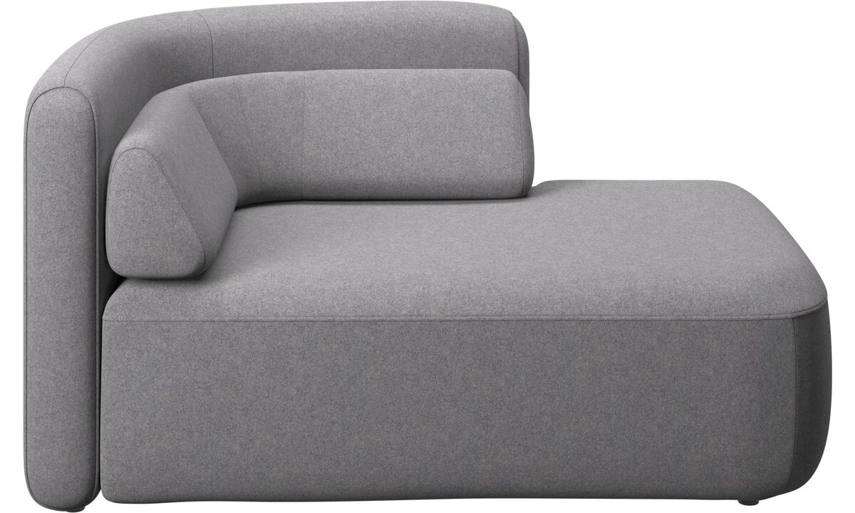 New designs - Ottawa 1.5 seater open end right side