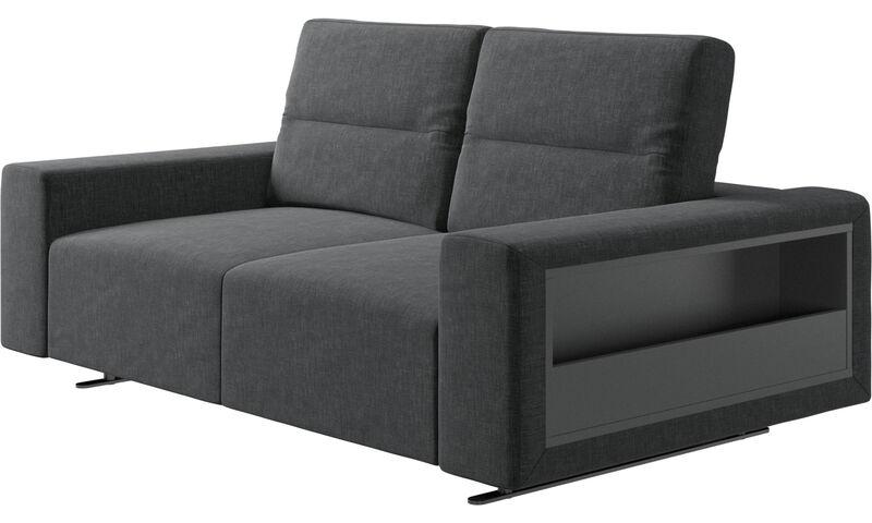 2-sitzer Sofas - Hampton Sofa mit verstellbarer Rückenlehne und ...