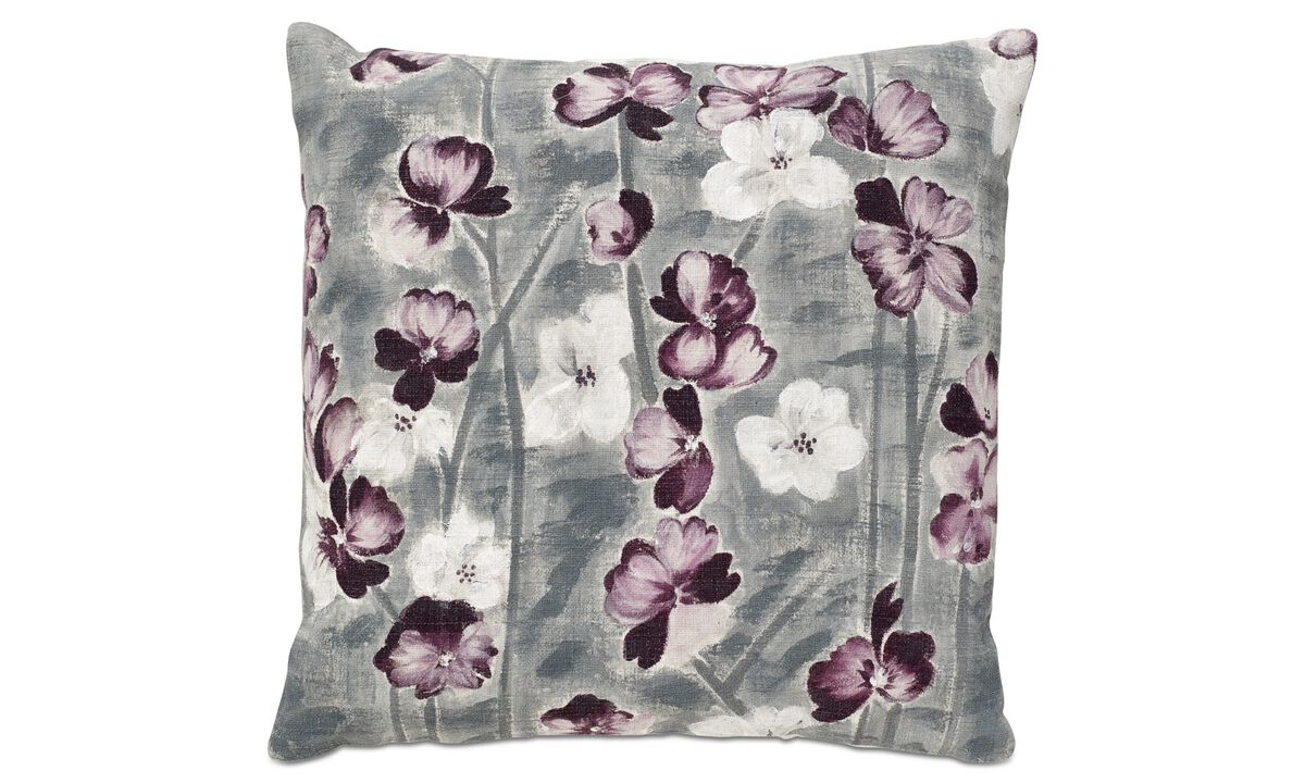 Cushions - Flower cushion - Fabric