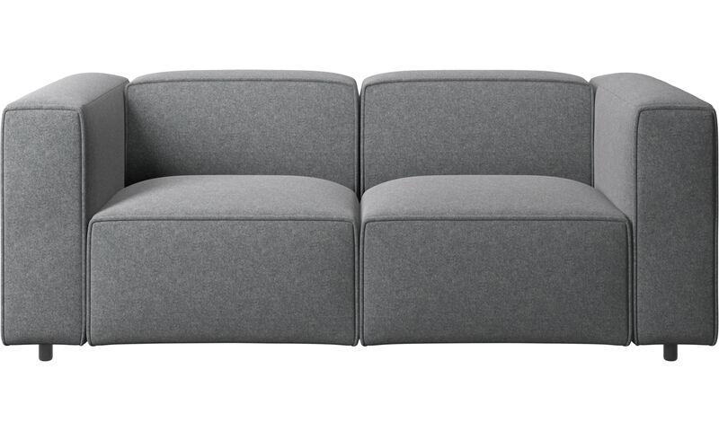 2 sits soffor carmo soffa boconcept. Black Bedroom Furniture Sets. Home Design Ideas