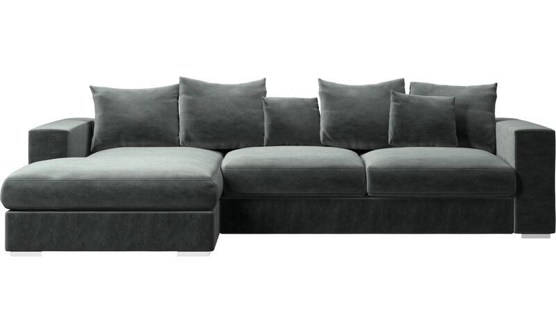 canap s avec chaise longue canap cenova avec chaise. Black Bedroom Furniture Sets. Home Design Ideas