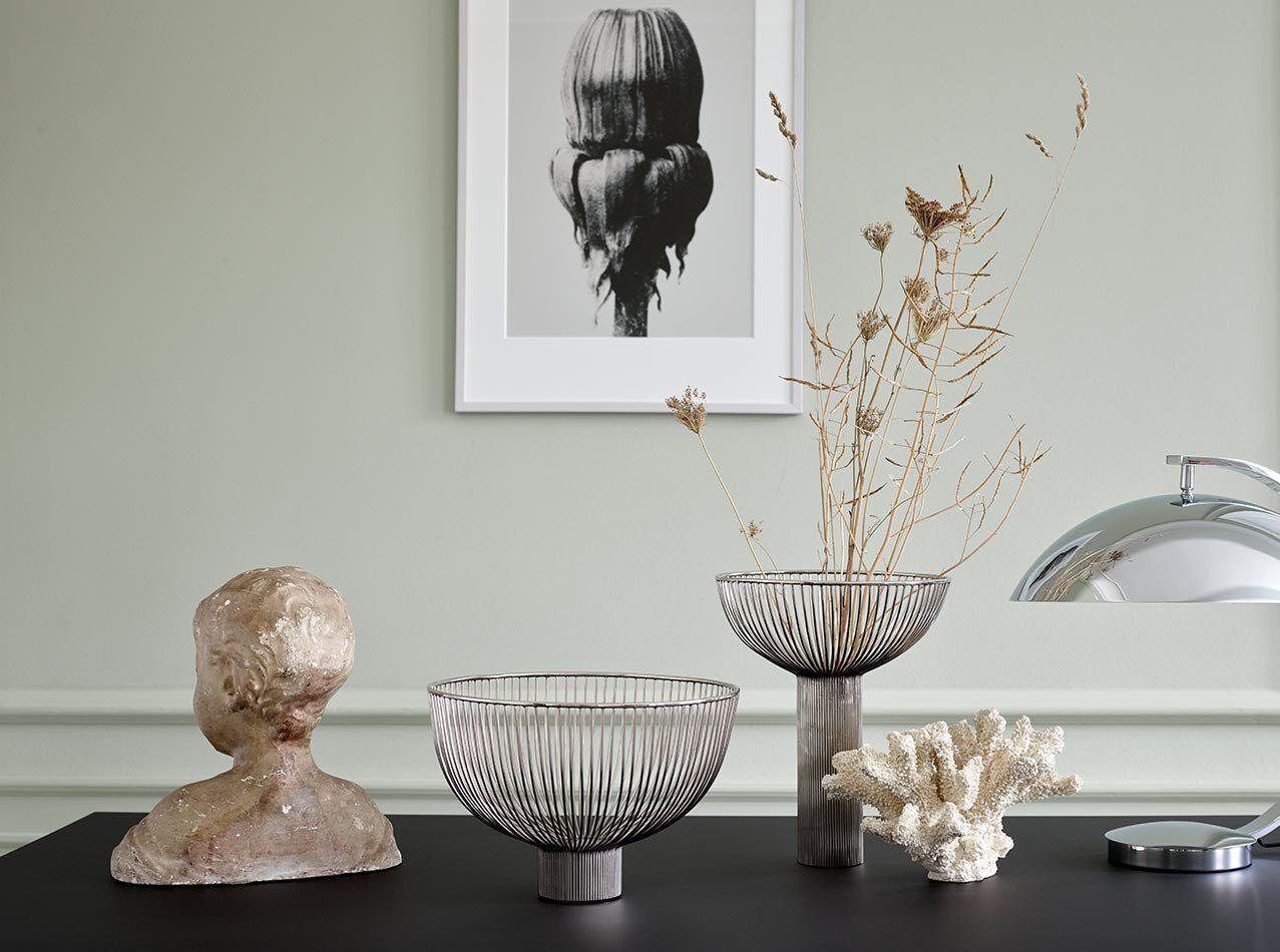 Vases - Luna metal vase