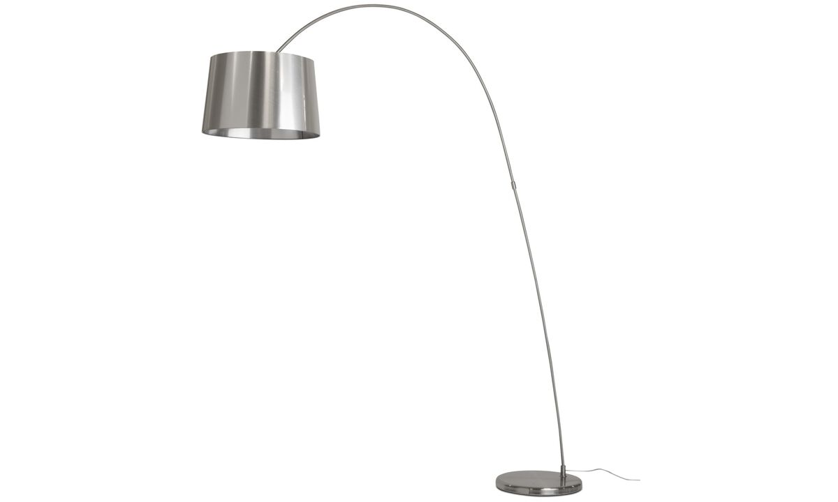 Lamps - Kuta floor lamp - Clear - Metal