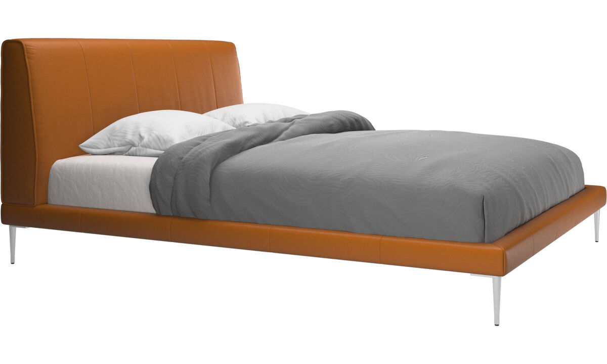 Nouveaux lits - Lit Arlington, hors matelas - Métal