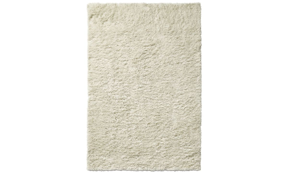Rectangular rugs - Ursus rug - rectangular - White - Fabric