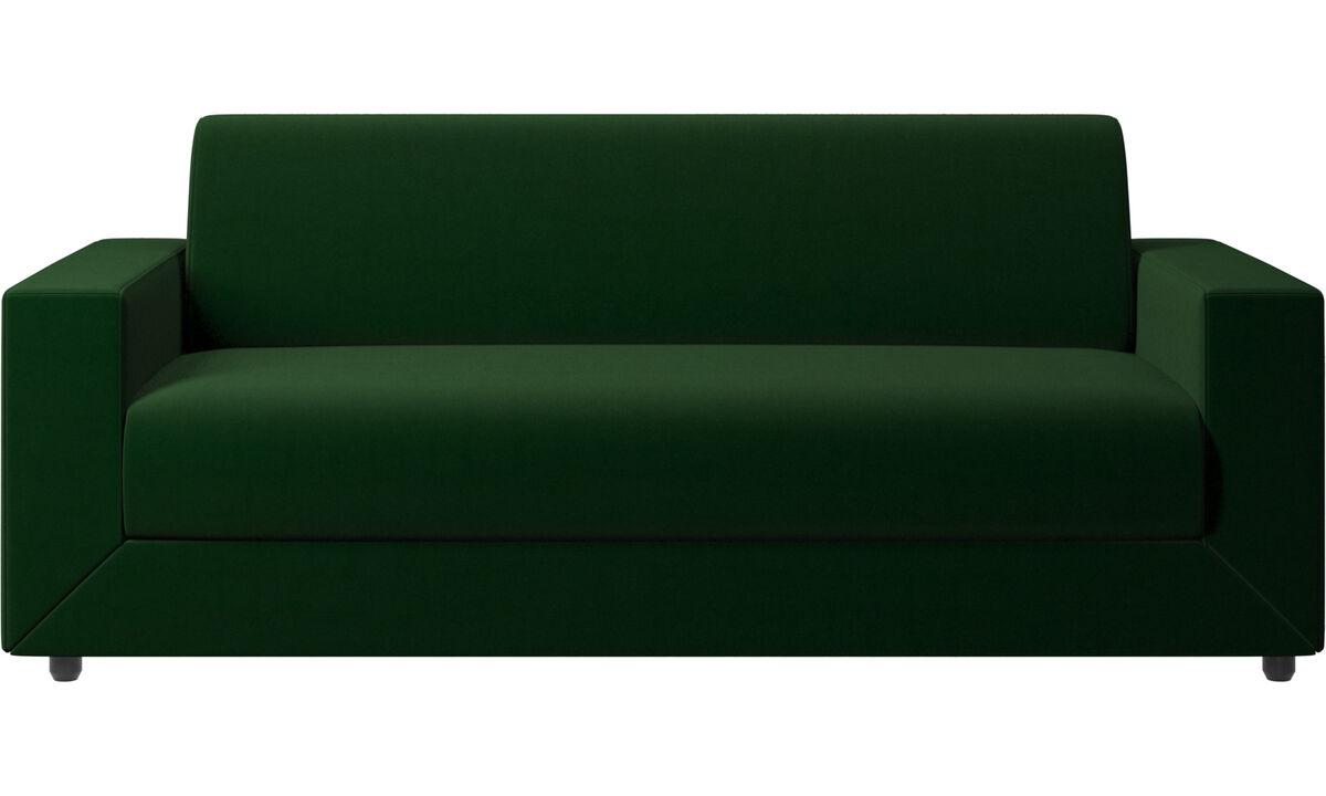 Sofa beds - Stockholm divano letto - Verde - Tessuto