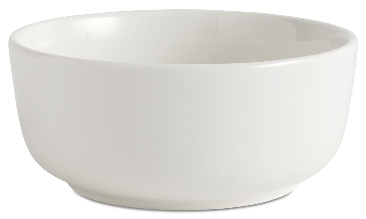 New designs - nora bowl - White - Ceramic