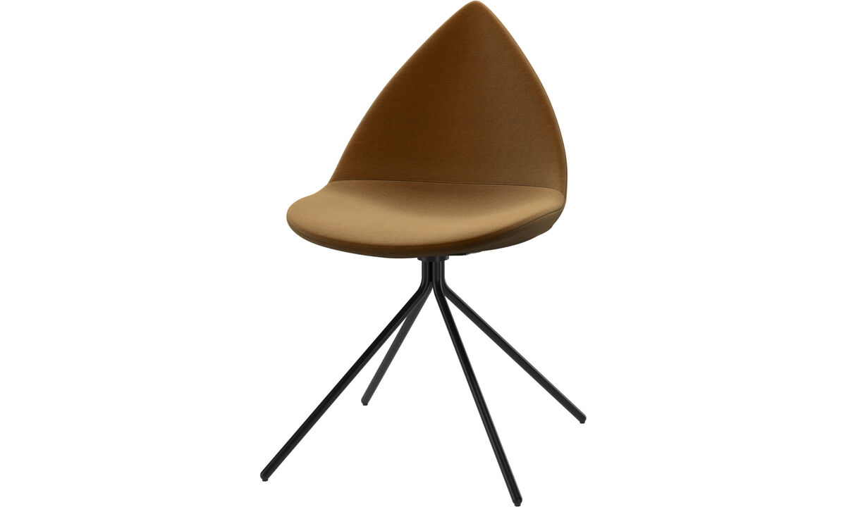 Dining Chairs Singapore - Ottawa chair - Brown - Fabric
