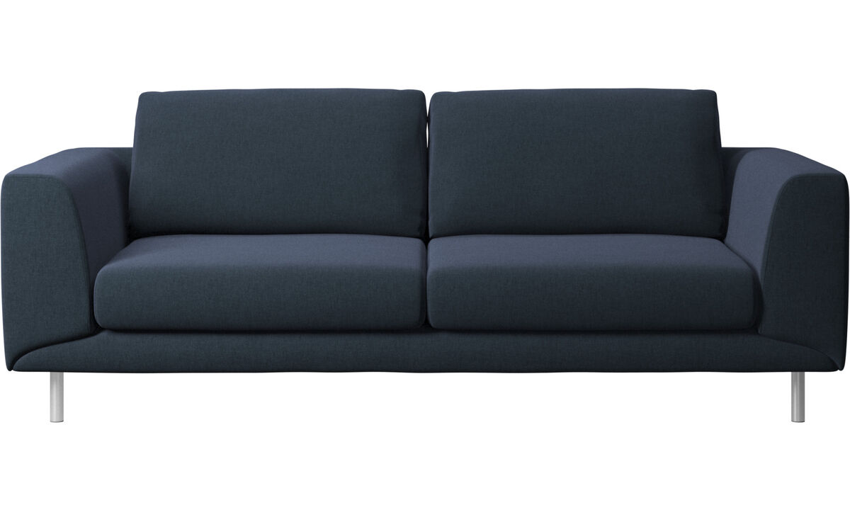 2.5 seater sofas - Fargo sofa - Blue - Fabric