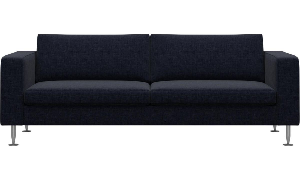 une touche de sophistication canap indivi 2 boconcept. Black Bedroom Furniture Sets. Home Design Ideas