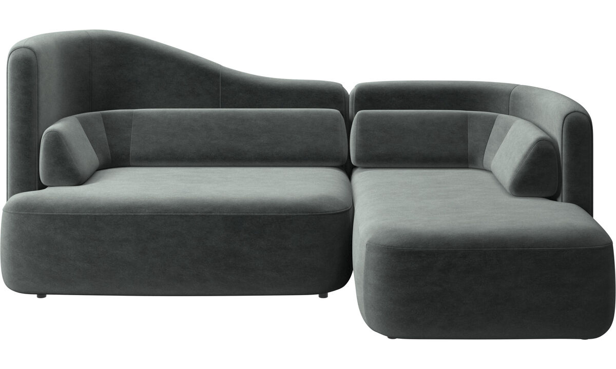 3 seater sofas - Ottawa sofa - Green - Fabric