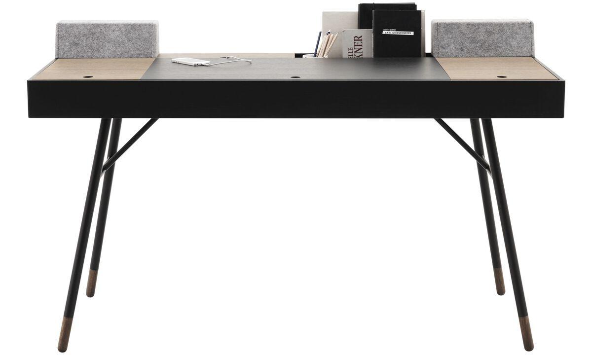 modern desks quality design from boconcept. Black Bedroom Furniture Sets. Home Design Ideas