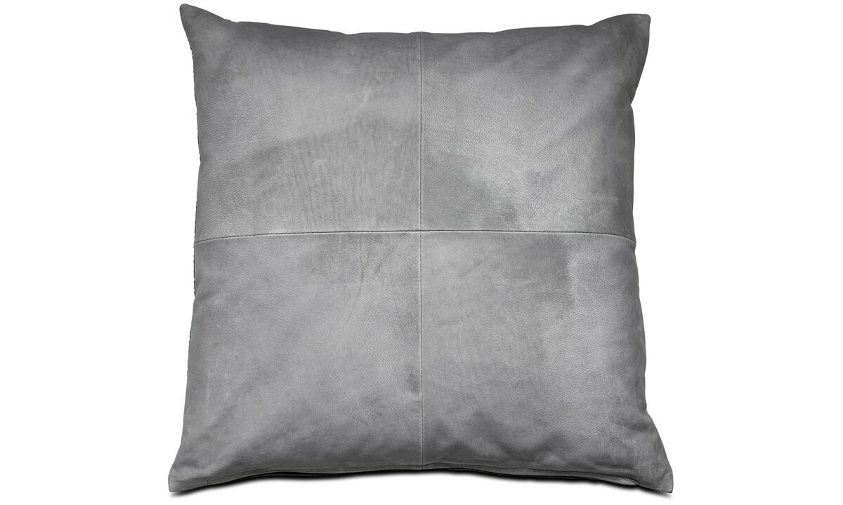 Leather cushions - Cuscino Leather - Tessuto