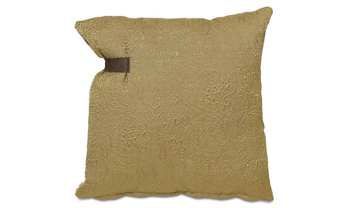 Cushions - Combi Baroc cushion - Yellow - Fabric