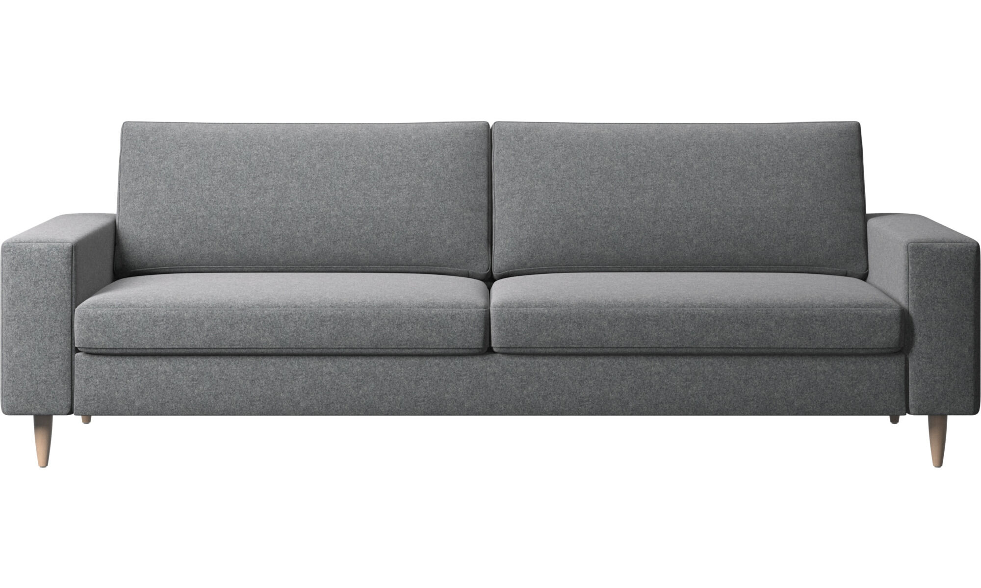 Exceptionnel 3 Seater Sofas   Indivi 2 Sofa   Gray   Fabric ...