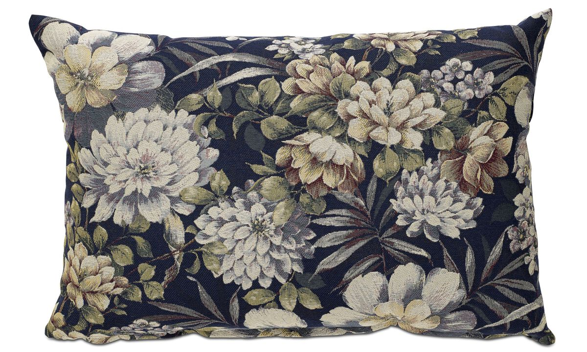 Cushions - Autumn flowers cushion - Fabric