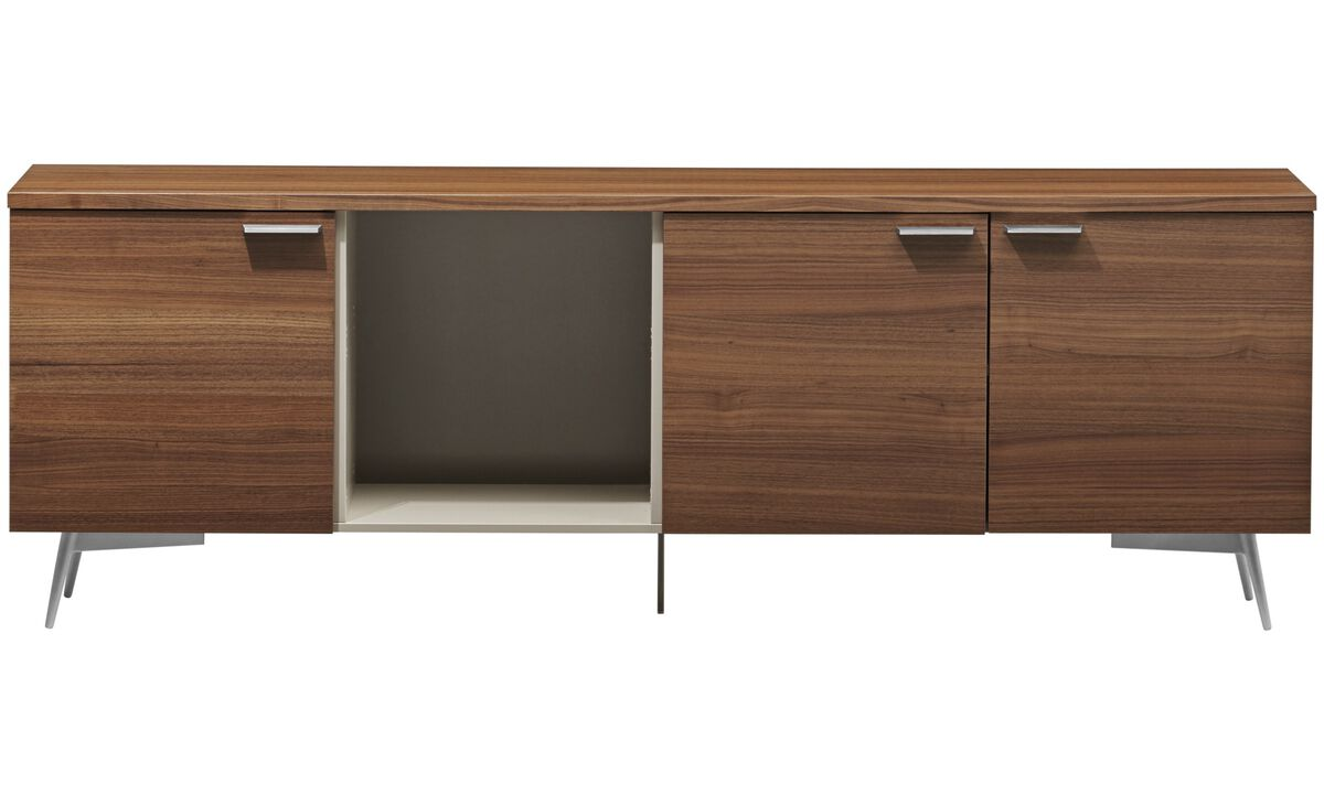 Offres Design - buffet Milano - Marron - Noyer